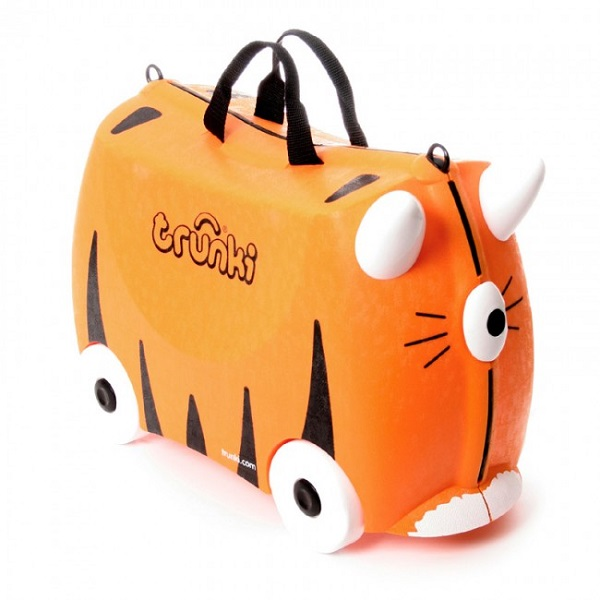 Dječji koferi imaju posebno osmišljen i atraktivan dizajn