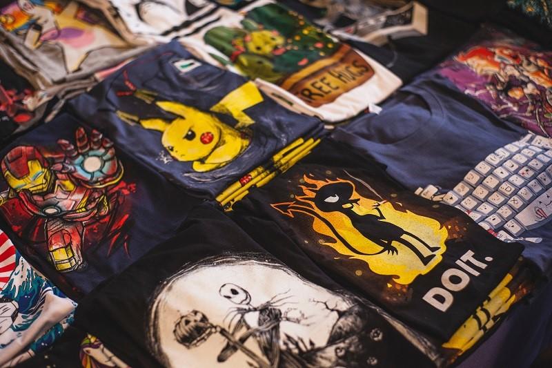 Print na majice za razne prigode